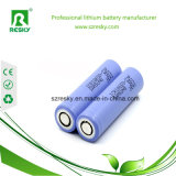 電気手段のための2s2p 18650 5200mAh 7.4V電池のパック