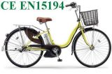 250W Crank Drive Motor Electric Bicycles (SN-001)