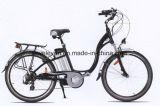 250WブラシレスモーターAlの合金の双生児の壁の電気自転車