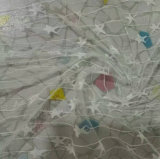 Tessuto netto del jacquard della stella