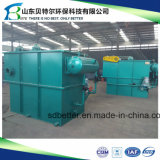 De Behandeling van het Afvalwater van de zuivelVerwerking (Eenheid DAF), 1-300tons/Hour