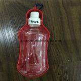 Bottiglia bevente portatile dell'animale domestico