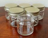 ガラス蜂蜜の容器かガラス蜂蜜の瓶は卸し売りする