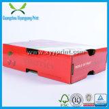 과일 음식을%s 주문 물결 모양 판지 상자