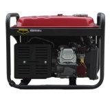 Gerador portátil da gasolina da energia eléctrica de fio de cobre de Fusinda 3kw 3000W