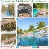 I ricorsi di isole Thatched sintetici del cottage del tetto Thatched del Bali Tiki della barra della capanna artificiale dell'Hawai Tiki Thatched la Camera
