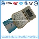 Счетчик воды IC/RF предоплащенный карточкой франтовской