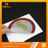 Autoadesivo UV impermeabile durevole del contrassegno di protezione per esterno