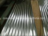 물결 모양 직류 전기를 통한 Tinplate/Gi 금속 기와