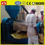 Aceite de cocina grande de la capacidad que hace la máquina