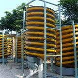 炭鉱装置のための鉱山の重力の回復ネジ・シュートの分離器
