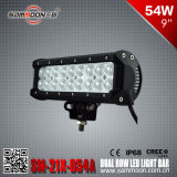 9 duim 54W Dual Row LED Light Bar (sm-21x-054A)