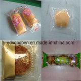 Empaquetadora de la almohadilla del pan
