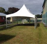 полиэфир PVC 6X12m временно напольный покрытый рекламируя шатер для сбывания