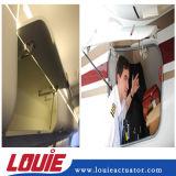 Longue portée d'azote à l'intérieur de l'ascenseur à gaz pour les bagages à avion