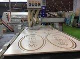 Arbeitsgröße 1220*2440mm CNC-Fräser (SX1325B-3)