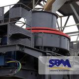 Máquina de fabricação de areia hidráulica líder da China