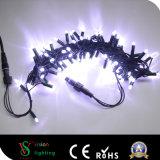 Luz ao ar livre da corda do diodo emissor de luz da decoração IP65 das luzes do Natal