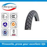 3.00-17-Pr6highquality y buen neumático del neumático de la motocicleta del precio