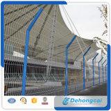 Конструкция загородки сетки ковки чугуна сбывания фабрики для экспорта