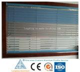 مصنع عادة ألومنيوم قطاع جانبيّ لأنّ مصراع نافذة مصراع باب