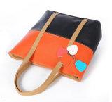 Bolsa de couro do plutônio das mulheres grandes fêmeas elegantes dos sacos