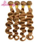 優秀なボディ波のカンボジアのRemyの毛