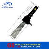 8-32V phare d'automobile de C.C 20W 2600lm H7 6500k DEL