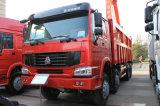 Camion à benne basculante de Sinotruk HOWO, 8*4 371HPS, 30ton