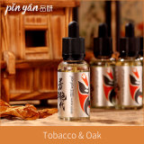 Líquido electrónico del repuesio de Pinyan Cigratte del cigarrillo del tabaco y del sabor del roble de la venta al por mayor líquida electrónica de la alta calidad