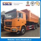 De Vrachtwagen van de Kipper van Shacman van de Vrachtwagen van de Kipwagen van Shacman 6X4