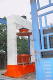 200ton Nutzlast-Vollreifen-Druck. Feste Gabelstapler-Gummireifen-Presse