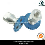 M14 Cutting y Carving Mini Blades con Aluminum Adaptor