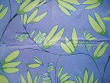 Ткань сатинировки парчи печатание Silk Linen