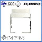Kundenspezifischer Stahl und Aluminium, die Teile mit CNC-maschinell bearbeitenservice stempelt