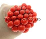 giocattoli della sfera di Squish della sfera di compressione dell'uva di colori del cambiamento di 65mm con la protezione