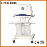 Apparecchiatura elettrica medica mobile di aspirazione