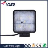 Vehículo 15W LED del trabajo de la luz de conducción de camiones 900lm
