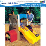 Plastic pequeno playground para crianças Playground Combinação Venda (M11-09107)