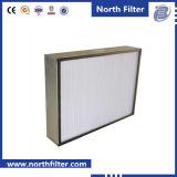 Filtro HEPA Panel de Tratamiento de aire con la tablilla