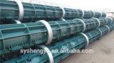 La Chine a fait les meilleurs moules concrets de Polonais à vendre, ciment contraint d'avance Polonais faisant la machine