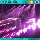 Luz principal móvil de la etapa de la viga de punto del modelo del rey 350W de la prisma