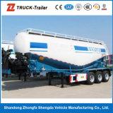 Tipo tanque Semi Traile do Tri-Eixo V do cimento do volume do silo para a venda