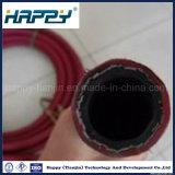 Tuyau vapeur EPDM résistant à la chaleur avec du tissu ou du fil tordu