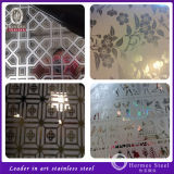 Hotel DecorationのためのカラーStainless Steel Sheets Etching Plate