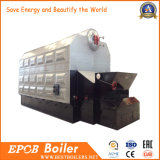 Combi Kraftstoff, Kohle-doppelte Trommel-gasbeheiztkohle-verteilender Dampfkessel