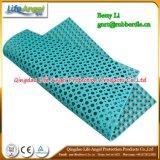 De zuurvaste RubberVervaardiging van China van de Mat/van de Mat van de Drainage Rubber