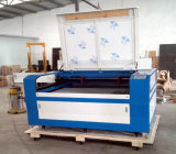 Резец лазера CNC Двойн-Головок деревянный для кораблей