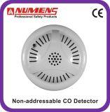 Detetor de gás do Co, 12/24V, 4-Wire, receptor acústico, relé Output (400-003)