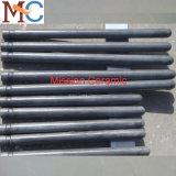 Tubo consolidado de la protección del termocople de Nsic del carburo de silicio del nitruro